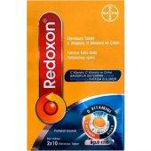 Redoxon Üçlü Etki 20 Efervesan Tablet