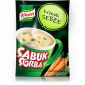 Knorr Çabuk Çorba Kremalı Sebze 18 Gr
