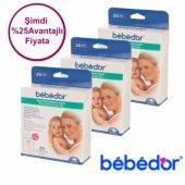 Bebedor 3679 Bebek Sütü Saklama Poşeti 60 Adet