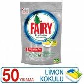Fairy Platinum Kapsül 50 Adet