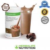 Herbalife Besleyici Vanilya Çikolata Fındık Aromalı Shake Karışımı