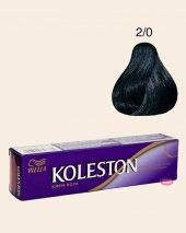 Koleston Tüp Saç Boyası 2 0 Siyah