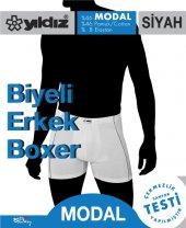 Yıldız 107 Biyeli Modal Erkek Boxer