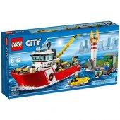 Lego City 60109 İtfaiye Botu Fire Boat