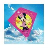 Disney Minnie Mouse Lisanslı Uçurtma Fiber Çıtalı