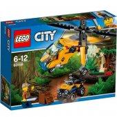 Lego City Orman Kargo Helikopteri 60158