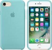 Fonemax Apple İphone 7 8 Silikon Kılıf Deniz Mavisi