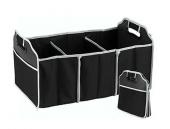 3 Bölmeli Katlanabilir Araç Bagaj Organizeri Çanta