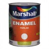 Marshall Enamel Parlak Yağlı Boya 2,5 Lt Beyaz
