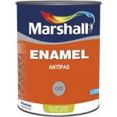 Marshall Enamel Parlak Antipas Gri 2,5 Lt