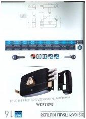 Tirajlı Silindirli Demir Kapı Kilidi, 2 Adet Fiyatı Daf .540.143m, Yeni Teknoloji Ürünü
