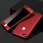 Iphone 7 Plus Kılıf Arka Yan Full Renkli Sticker Kaplama
