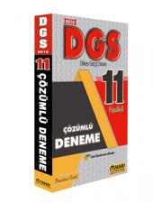 Tasarı 2018 Dgs 11 Fasikül Çözümlü Deneme Komisyon Tasarı Akademi Yayınları