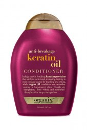 (D)organix Anti Breakage Keratin Oil Saç Kremi 385 Ml