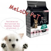 Pro Plan Yavru Köpek Maması Küçük Irk Somonlu 3kg