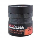New Well Professional Nourıdhıng Hair Care Besleyici Bakım Maskesi Arganlı 500 Ml
