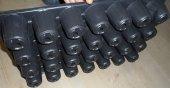 Fide Viyolleri 28 Gözlü 100 Adet Fide Yetiştirme Kabı Çimlendirme Viyolü Fide Yetiştirme Viyolü Plastik Fide Viyolü Fide Viyol