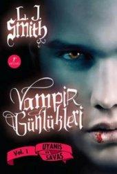 Vampir Günlükleri 1 Uyanış Ve Savaş Artemis