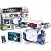 Clementoni Cyber Robot Mekanik Laboratuarı 64295