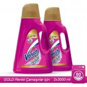 Vanish Kosla Leke Çıkarıcı Gold Sıvı 2x3000 Ml Renkliler İçin