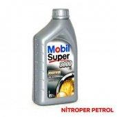 Mobıl Super 3000 X1 5w 40 1 Lt Benzinli Dizel Motor Yağı