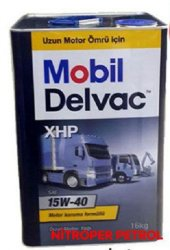Mobıl Delvac Xhp 15w 40 16 Kg Ağır Vasıta Dizel Motor Yağı