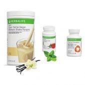 Herbalife Vanilya Shake Klasik Çay 50 Gr Thermo Tablet