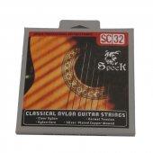 Spock Sc32 Klasik Gitar Teli