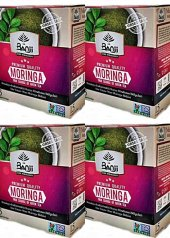 Moringa Bitki Çayı 15 Süzen Poşet 4 Kutu