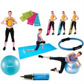 Delta Ultra Dura Strong Pilates Seti C8