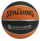 Spalding Tf 150 Euroleague Basketbol Topu Turkish Airlines N7