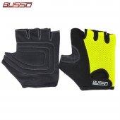 Busso Air Grip Sarı Body Fitness Ağırlık Eldiveni