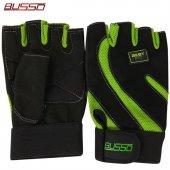 Busso Best Fit Yeşil Body Fitness Ağırlık Eldiveni