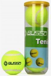 Busso 3 Adet Vakum Kutulu Tenis Topu Cb 40