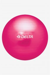 Delta 75 Cm Fuşya Pilates Topu Ds 9327