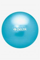 Delta 55 Cm Mavi Pilates Topu Ds 75255