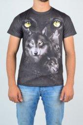 Real 3d T Shirt Wolf Tshirt