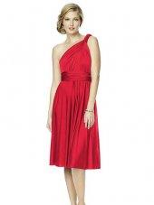Mite Love Farklı Modellere Dönüşebilen Elbise Kırmızı