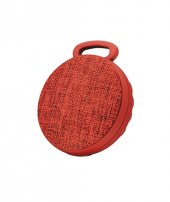 Trust 22011 Fyber Go Wirelss Speaker Red