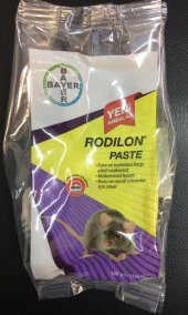 Bayer Rodilon Paste (100 Gr) Fare Zehiri Fare İlacı