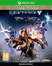 Xbox One Destıny The Taken Kıng Legendary Edıtıon