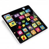 Tech Too Işıklı Eğitici Tablet Türkçe İngilizce