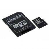 Kingston Sdc4 32gb Microsdhc Class4 Hafıza Kartı
