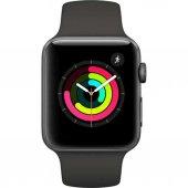 Apple Watch Seri 3 Mr362tu A Space Gray Alüminyum Kasa Spor Kord