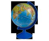 Dünya Küre Işıksız (Yerküre) 30 Cm