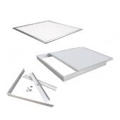60x60 Led Panel Sıva Üstü Kasa Slim Led Panel Kasa