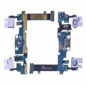 Samsung Galaxy A7 A710 2016 Orijinal Şarj Kulaklık Soketi Filmli