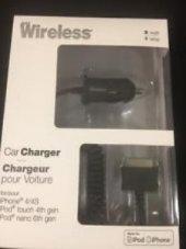 Just Wireless Car Charger Araç Şarj Kiti