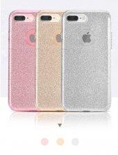 Iphone 7 8 Ultra İnce Star Shining Simli Kılıf Tpu + Pc
