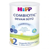 Hipp 2 Combiotic Organik Bebek Sütü 350 Gr.